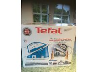 Tefal steam generator iron used a handful of times in perfect working order like brand new