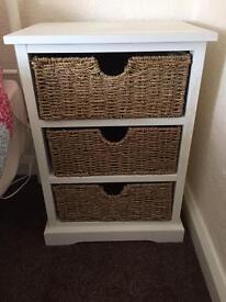 Dunelm Storage/Bedside Cabinet