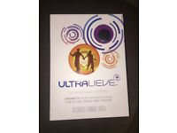 Ultralieve (ultrasound therapy) RRP: £129.99 *SEALED*
