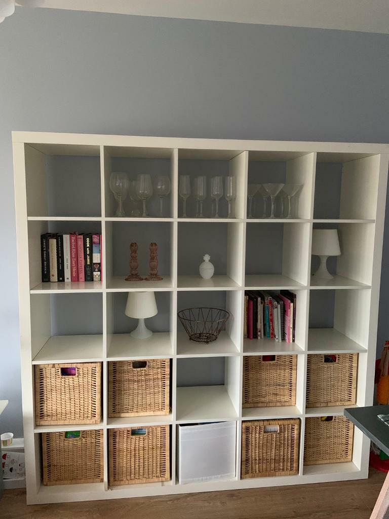 best sneakers 1d1a2 72018 Ikea Kallax storage unit | in Dundonald, Belfast | Gumtree