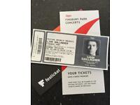 Liam Gallagher - Finsbury Park Ticket