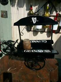 Guinness model bicycle