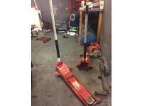 mechanic's garage for sale