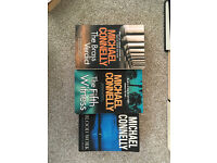 3 X Michael Connelly Books