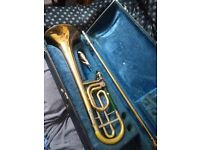 Yamaha Bass Trombone for sale. Have played professionally and recently serviced