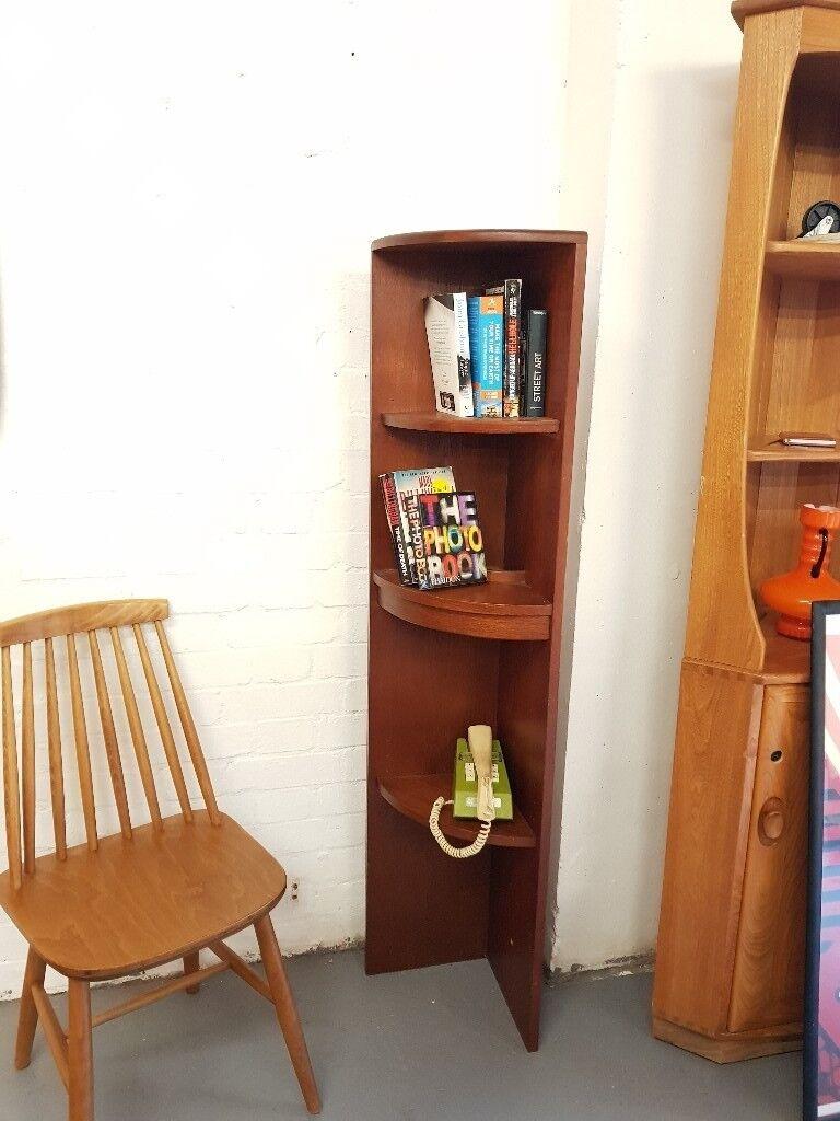 G Plan Vintage Corner Bookcase Mid Century In New Cross London Gumtree