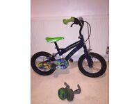 """Boys / Girls Ben 10 Bike Excellent condition 12"""" wheels"""