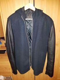 Mens stylish River Island jacket - MEDIUM SIZE - FREE LOCAL DELIVERY!