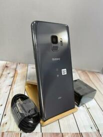 Samsung Galaxy S9 64gb Unlocked Immaculate Condition Graphite Colour