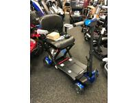 Mobility Scooter Travel size Remote Folding