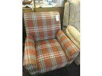 Next tartan Chair #33875 £65