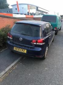 Vw golf 1.4 tsi spares/repairs