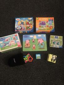 Puzzle and jigsaw bundle