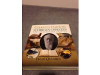 Charles Darwin. On the origin of species. The illustrated edition.