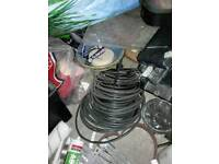 Tv coax cable approx 18 mtrs