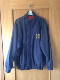 "CLIFF RICHARD JACKET for 100th SINGLE, SIZE LARGE (46"") - RARE - NEVER WORN"