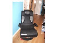 X Rocker Vision Pro 2.1 Wireless Gaming Chair, 6mths old, good condition