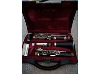 Buffet B12 Clarinet. Clarinet. Beautiful condition.