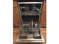 Bosch Silver Dishwasher SMS40A08GB