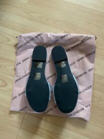 New Simmi Slip On Shoes Silver (6)