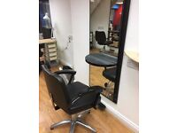 Hairdressing Mirrors & Chairs