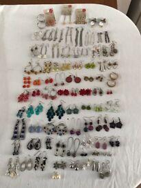 80 x earrings