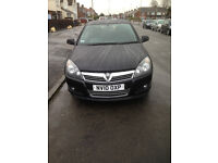 Vauxhall ASTRA BLACK SXI 1.4 2010 LOW MILAGE EXCELLENT CONDITION CHEAP ON INSURANCE AND PETROL