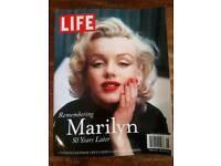 Life Magazine - Marilyn Monroe