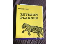 revision planner and study skills guide for GCSE