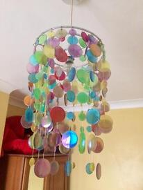 Colourful Effect Lampshade