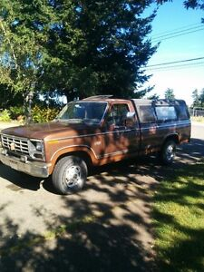 81 Ford F150 automatic