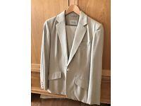 Ladies cream Next trouser suit
