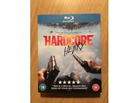 Hardcore Henry blu Ray