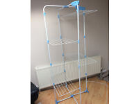 Minky indoor clothes airer for 40 m clothes