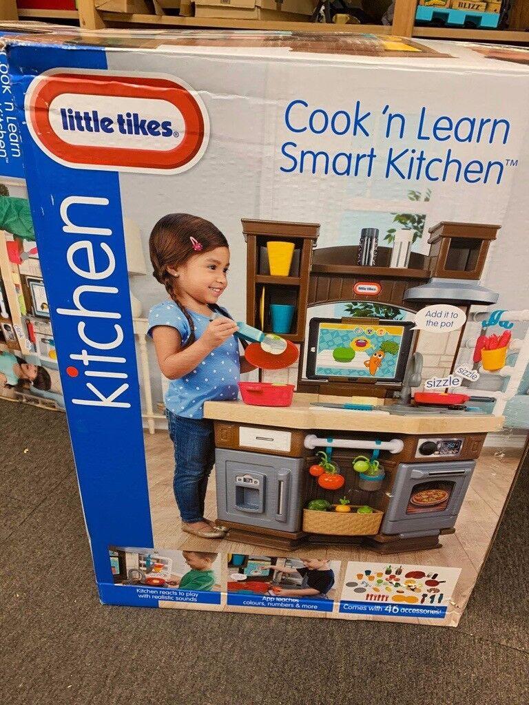 Little Tikes Cook N Learn Smart Kitchen New Boxed In Warwick Warwickshire Gumtree