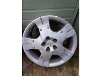 4 x lexus golf alloy alloyed wheels top quality fit lexus vw golf