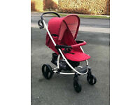 folding pushchair baby prams strollers for sale gumtree