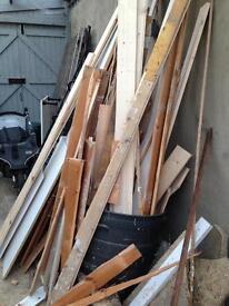 Scrap wood - free