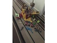 Jake and the neverland pirate ships