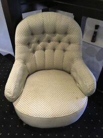 Pretty Small Chair