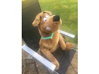 Large Plush Scooby Doo Toy