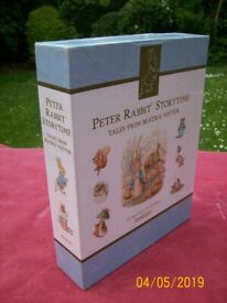 Peter Rabbit Storytime Tales From Beatrix Potter Book Set.