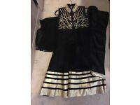 Girl's Indian dress