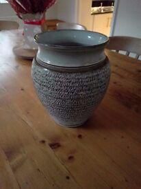 Denby Stoneware Vase