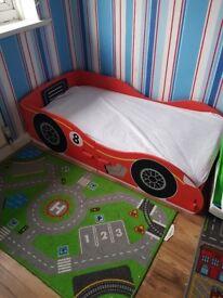 Race car for toddler