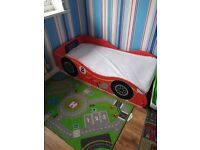 Race car for toddler
