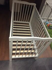 MCC Baby Cot Bed