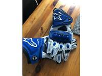 Motorcycle gloves size XXL