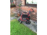 Small adult or child/ teenage wheelchair