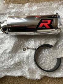 Dominator Stubby Exhaust for CBR 929rr